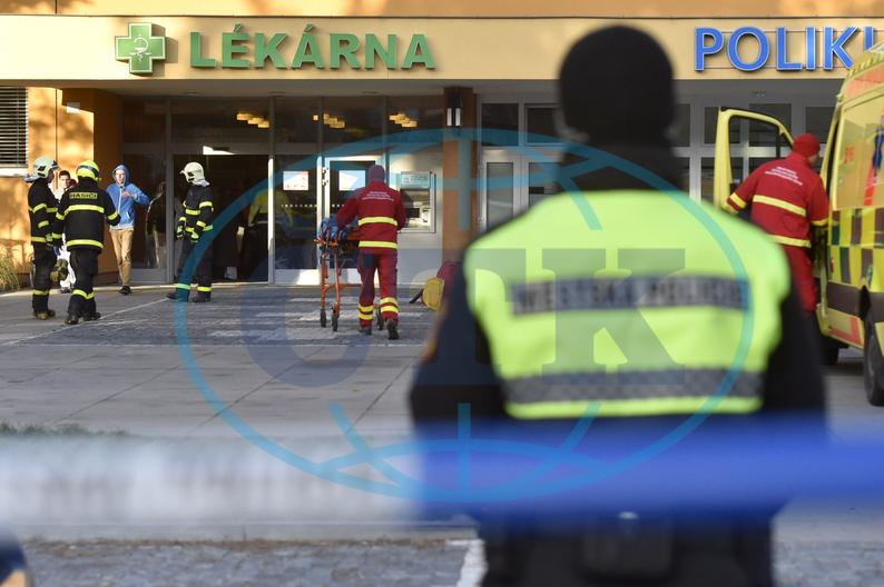 Pucnjava u bolnici u Češkoj, ima mrtvih