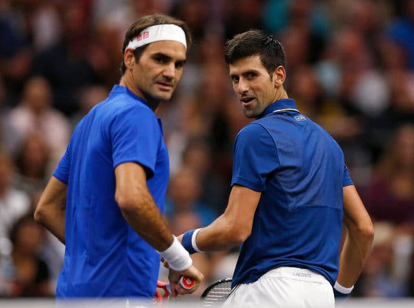 Federer jači, Ðoković definitivno bez broja 1
