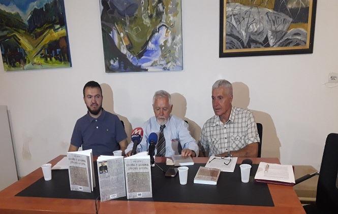 """Promovisana knjiga Đorđa Jevtića """"Kosovo u delima srpskih autora"""""""