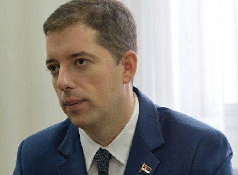 Đurić: Apelujem na KFOR i međunarodnu zajednicu da se hemijski materijal izmesti iz Goraždevca