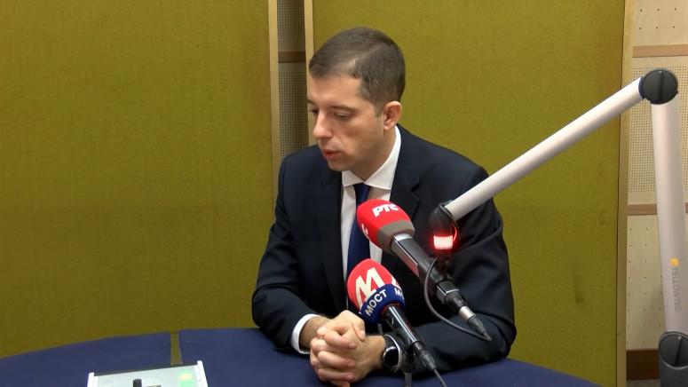 Đurić:Ne bavimo se novim Dejtonima, već ekonomskim pitanjima