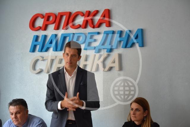 Đurić: Pred građanima 21. juna nacionalno odgovoran zadatak