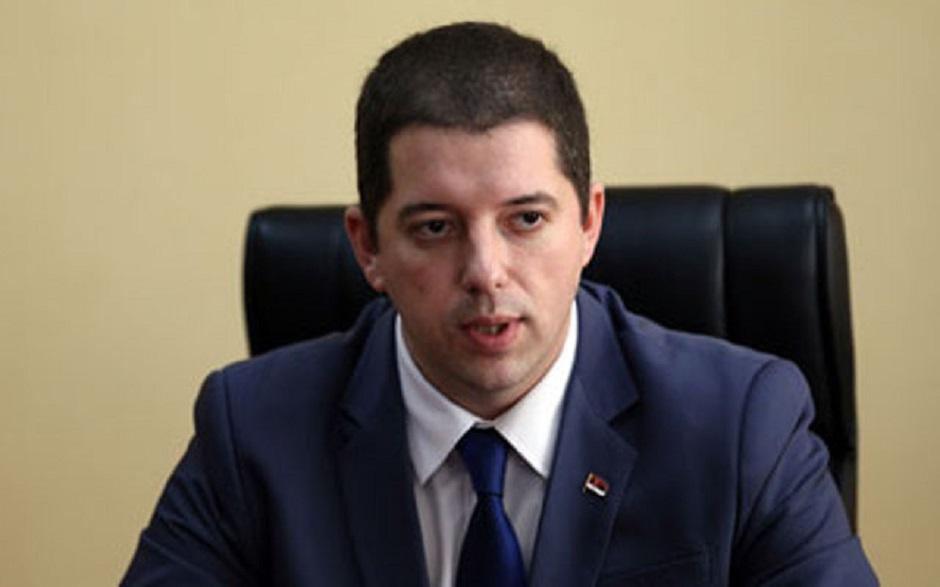 Đurić: Đilas se ne sekira za Er Srbiju, lije krokodilske suze