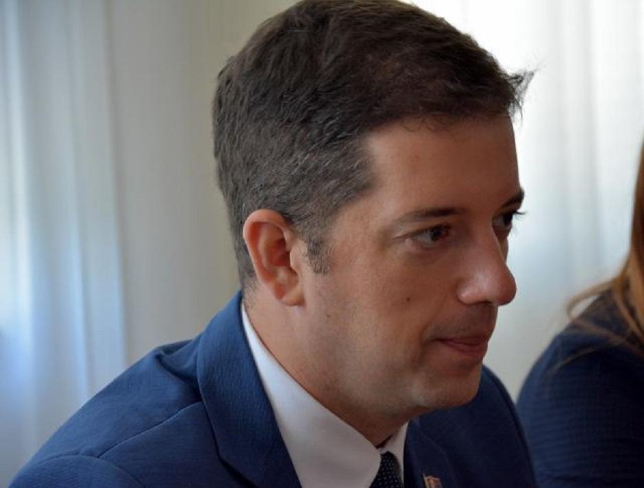 Đurić se sastao sa predstavnicima DFC-a i EXIM banke