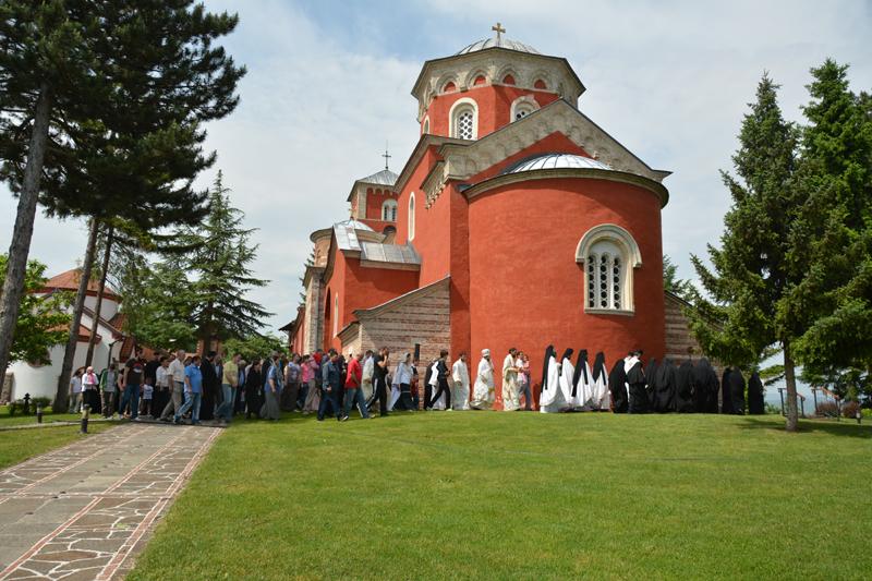 U manastiru Žiča danas počinje Sabor SPC