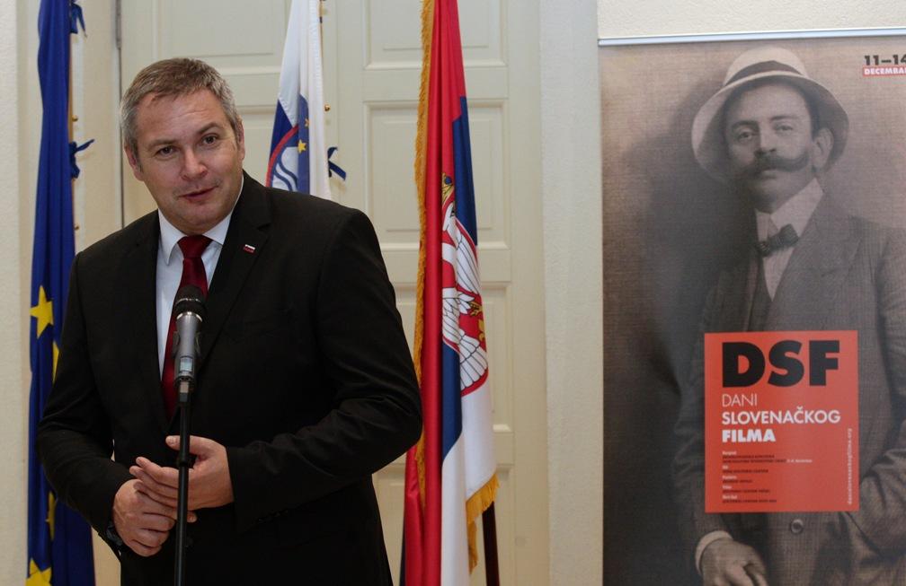 Židan: Srbiji mesto u EU, Slovenija prijatelj