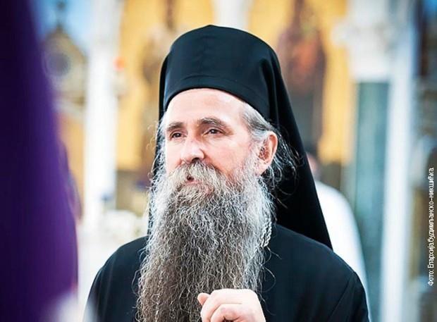 Episkop Joanikije se uspešno oporavio od korona virusa