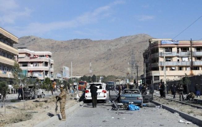 Eksplozija automobila-bombe tokom jutarnjeg špica u Kabulu
