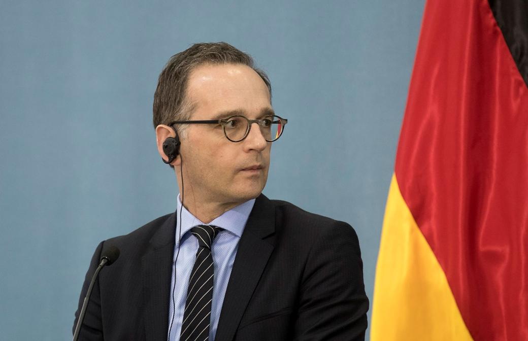 Mas: Nemačka će nastaviti da podržava Gvaida