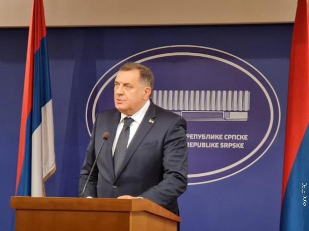 Dodik pokrenuo proceduru zaštite vitalnog interesa, izostala dvotrećinska podrška Skupštine RS