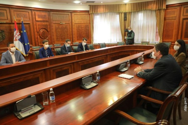 Izrael zainteresovan za razvoj ukupnih odnosa sa Srbijom