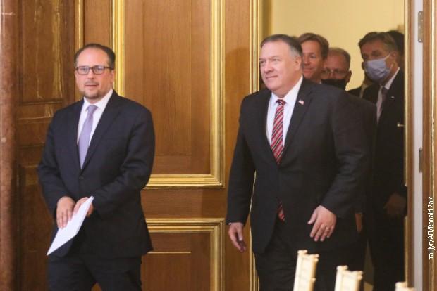 Šalenberg: SAD neophodan partner u rešavanju kosovskog pitanja