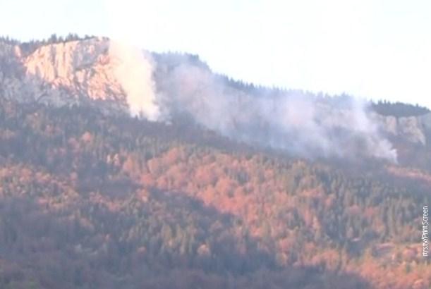 Nastavlja se gašenje požara na Romaniji