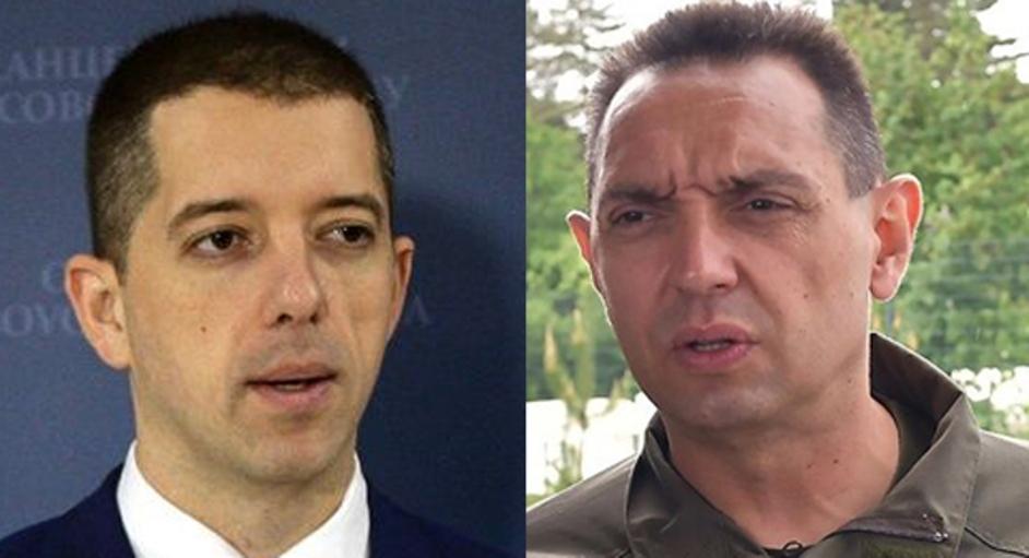 Marko Đurić i Aleksandar Vulin pozitivni na koronavirus