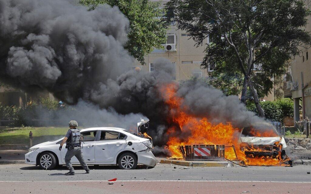 Hamas ispalio rakete na Tel Aviv