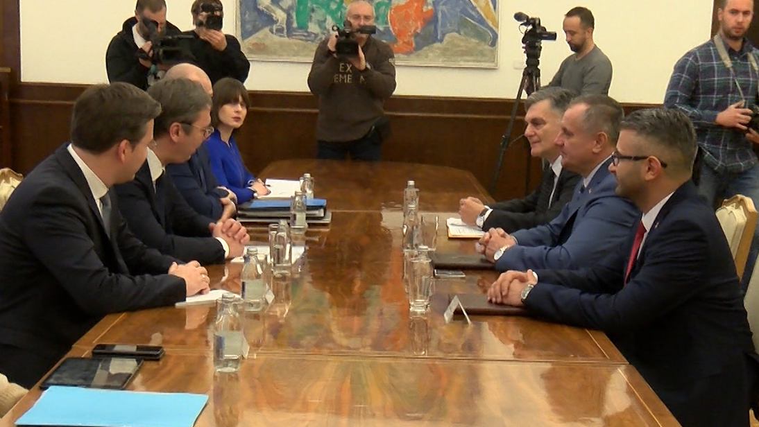 Vučić: Srbija će uvek biti snažan oslonac Republici Srpskoj