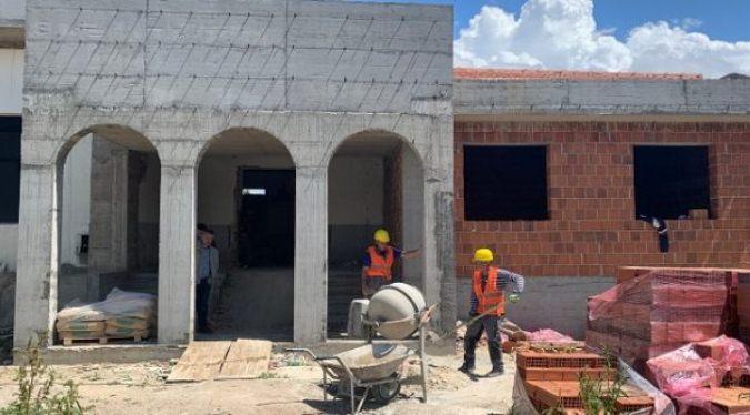 Nastavljena rekonstrukcija Doma kulture u Lapljem Selu