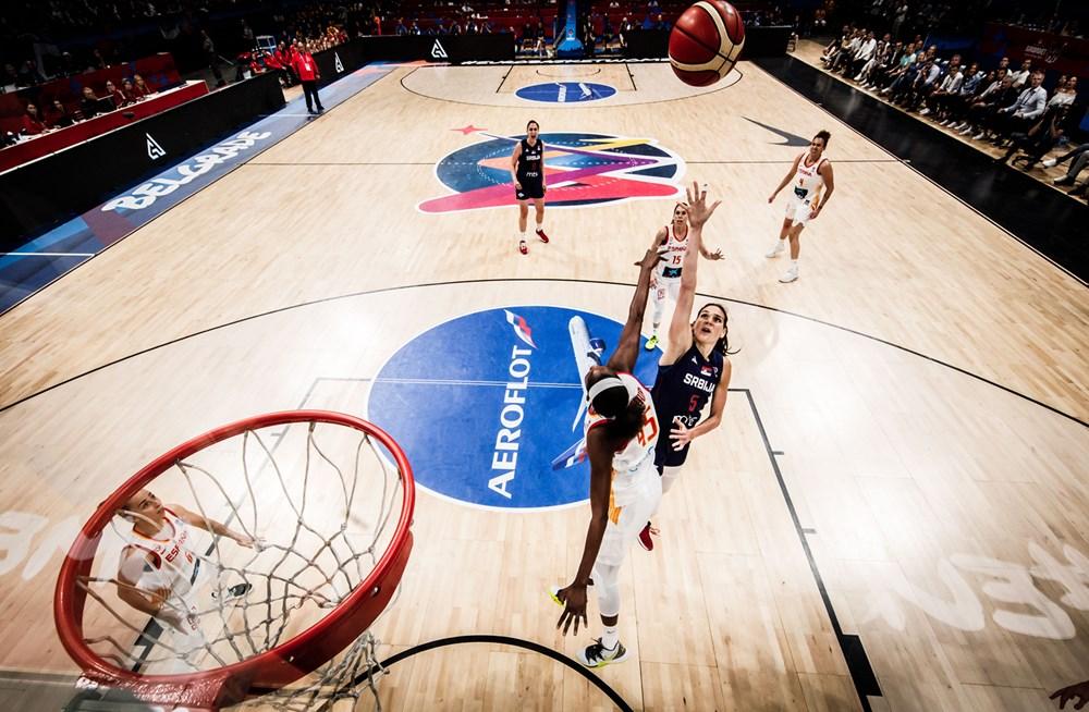 Košarkašice protiv Britanki za evropsku bronzu