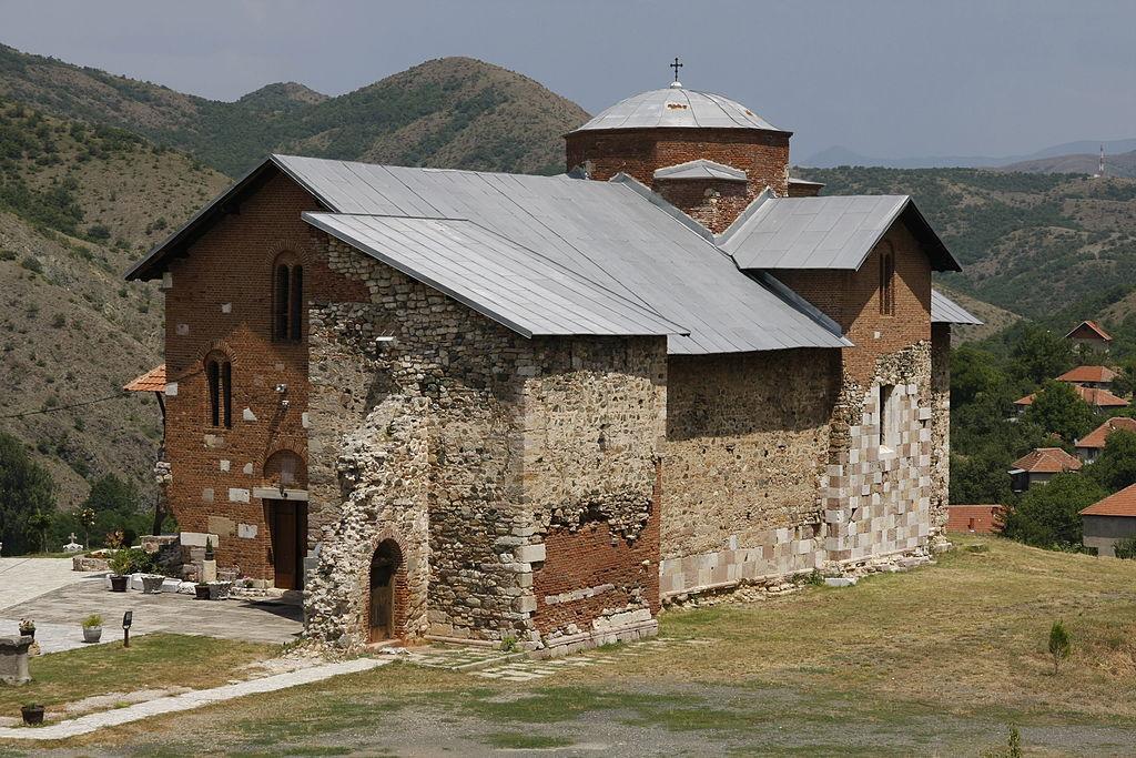 Manastir Banjska danas obeležava hramovnu slavu