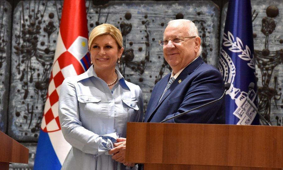 Izjava Grabar Kitarovićeve naljutila Sarajevo