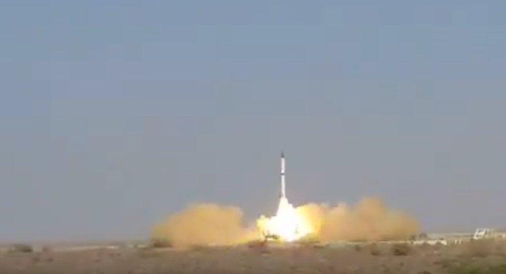 Pakistan testirao balističku raketu dugog dometa
