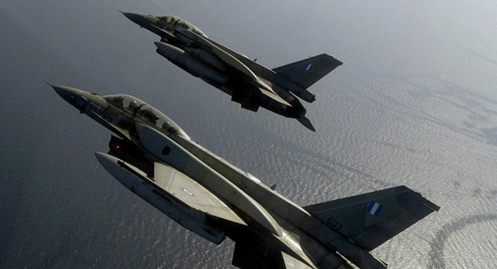 Grčki avioni započeli prve zaštitne prelete nad Severnom Makedonijom