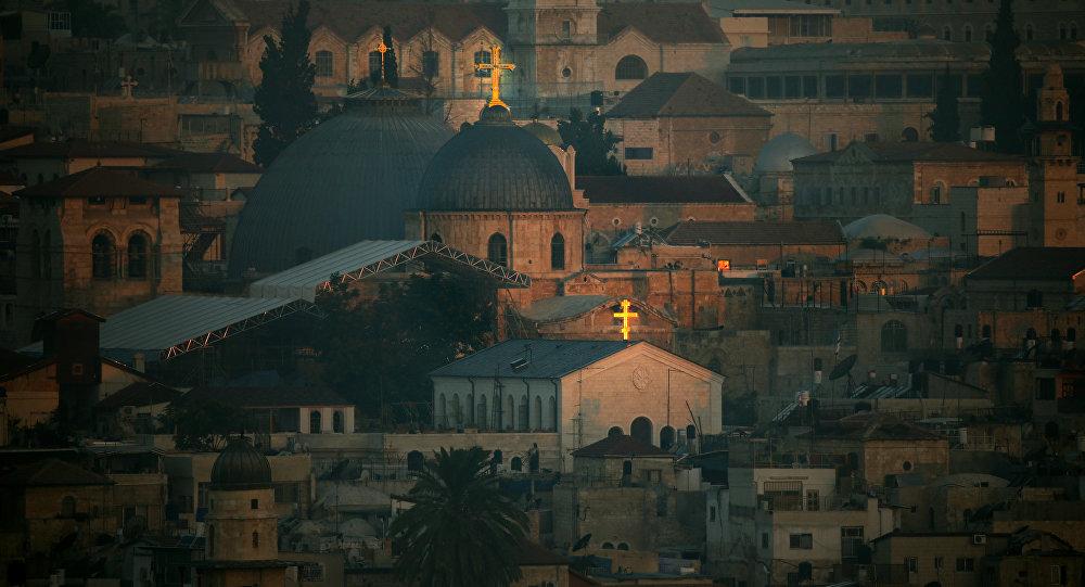 Izrael vratio imovinu Ruske pravoslavne crkve