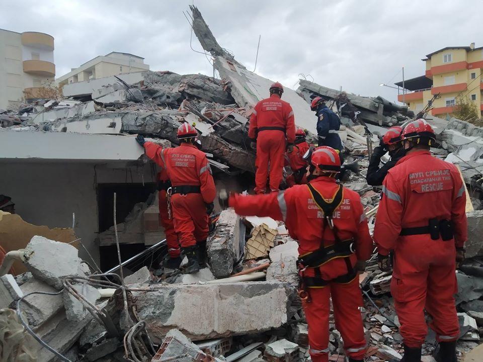 Ispovest srpskih spasilaca iz Albanije: Naišli smo na jezive prizore