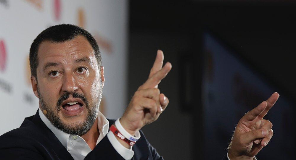 Salvini: Granicu sa Slovenijom zatvorićemo žicom