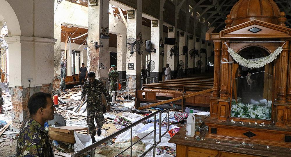 Otkriveni organizatori masakra na Šri Lanki, privedeno sedam osoba