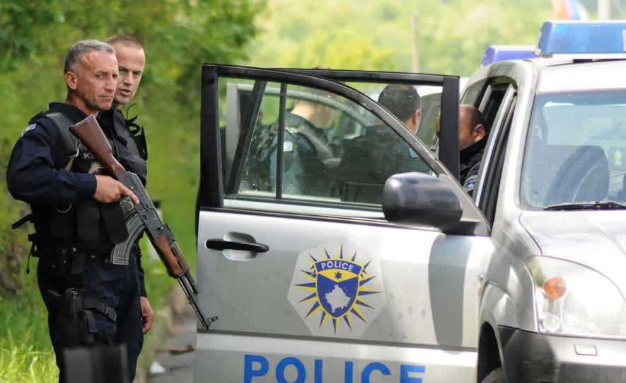 """Kosovska policija  pokrenula operativni plan """"Čelični prsten"""" na severu"""