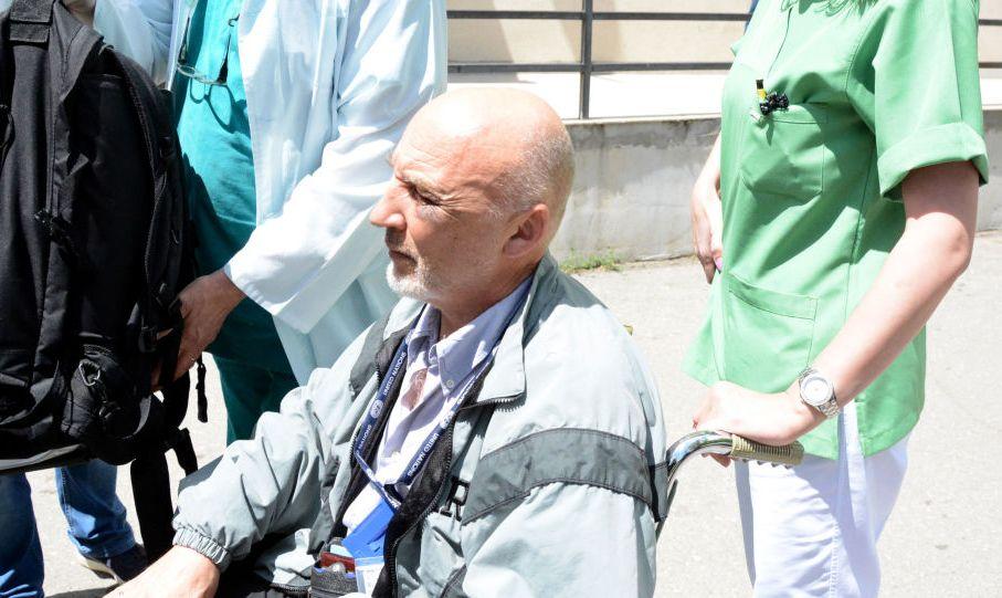 Ruska ambasada: Pružamo svu pomoć povređenom Krasnoščekovu