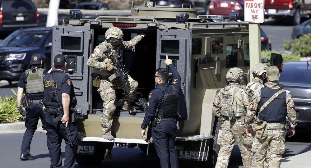 Kalifornija: Pucnjava u tržnom centru