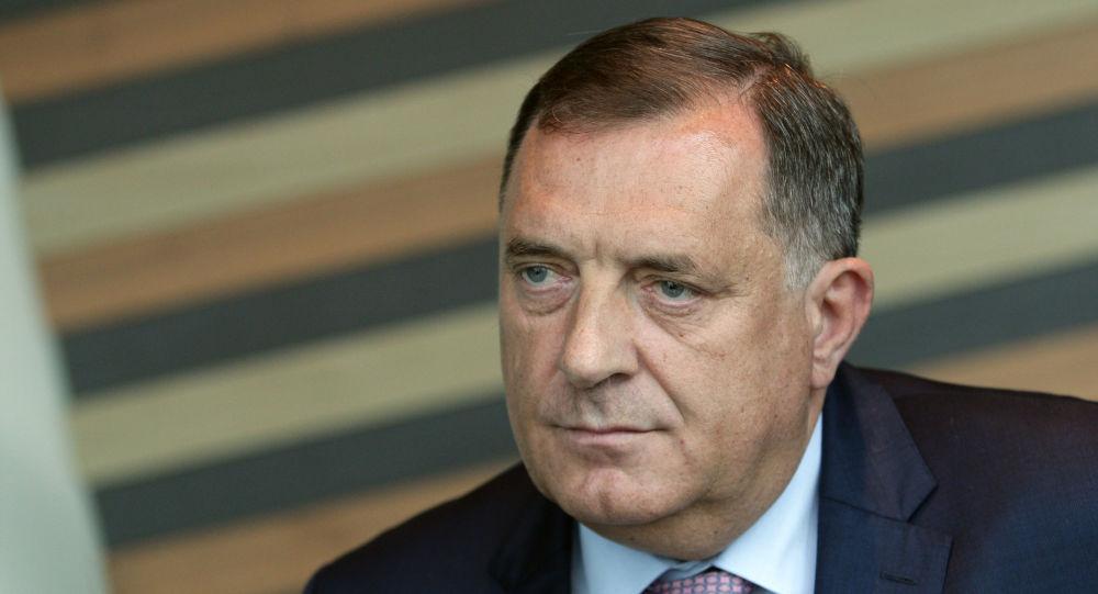 Dodik: RS nije formirana da bi bila u BiH