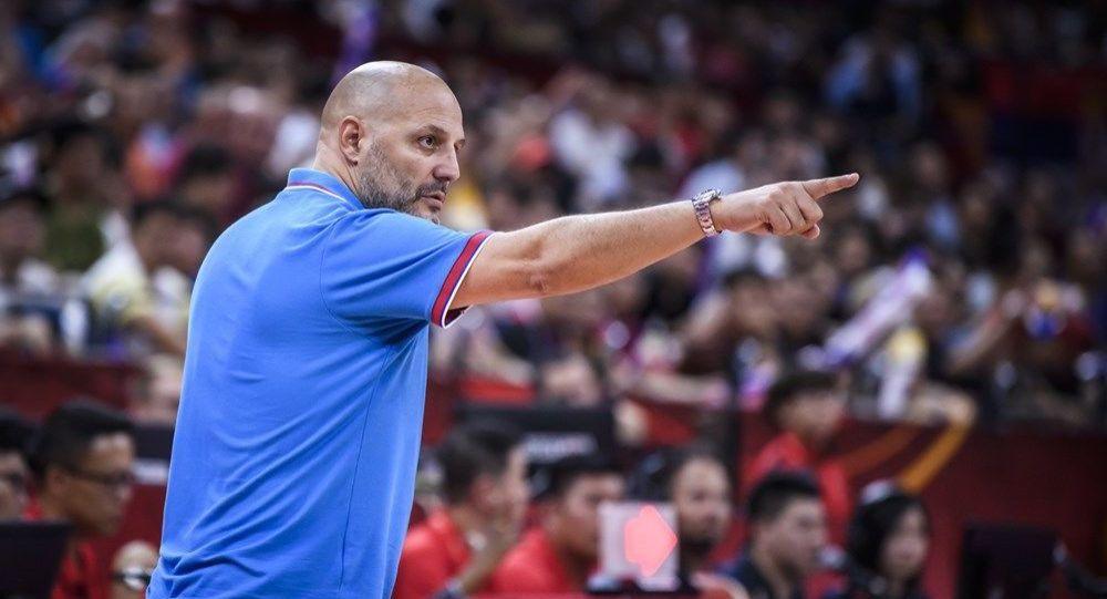 Đorđević pred Italiju: Sledi nam najvažnija utakmica na prvenstvu, teško je nekoga pobediti tri puta