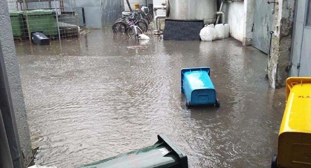 Jako nevreme na severu Srbije, potop u Subotici