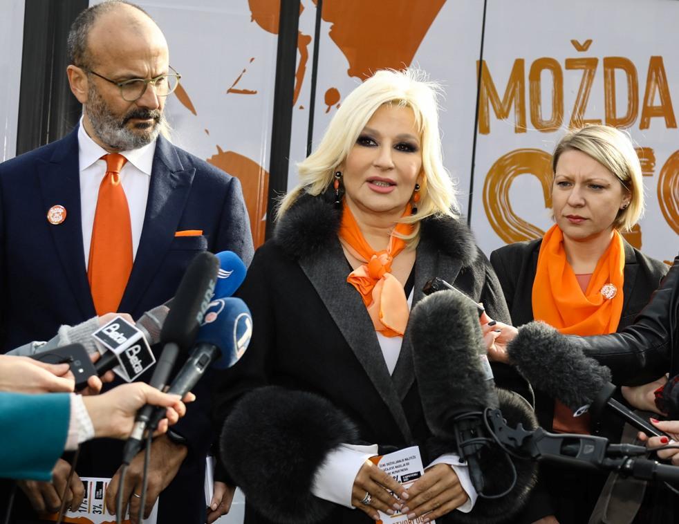 Mihajlović: Srbija u kampanji protiv nasilja nad ženama