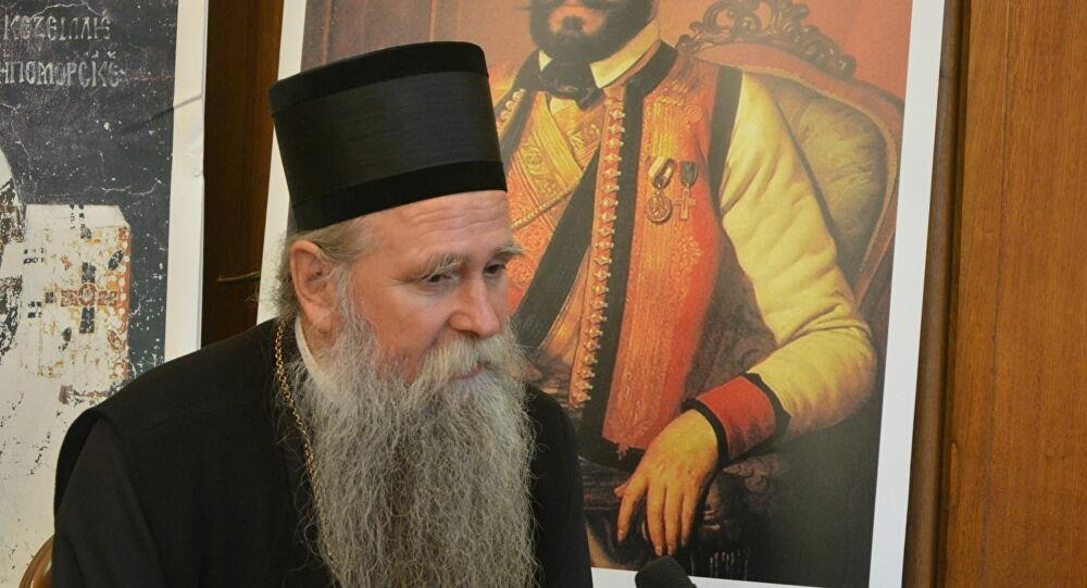 Episkop Joanikije: Sve ukazuje da je atentat u Beogradu naručen iz Crne Gore
