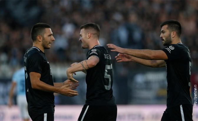 Sigurna pobeda Partizana protiv Rada, dva gola Stevanovića