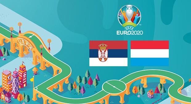 Srbija protiv Luksemburga, pripreme za baraž