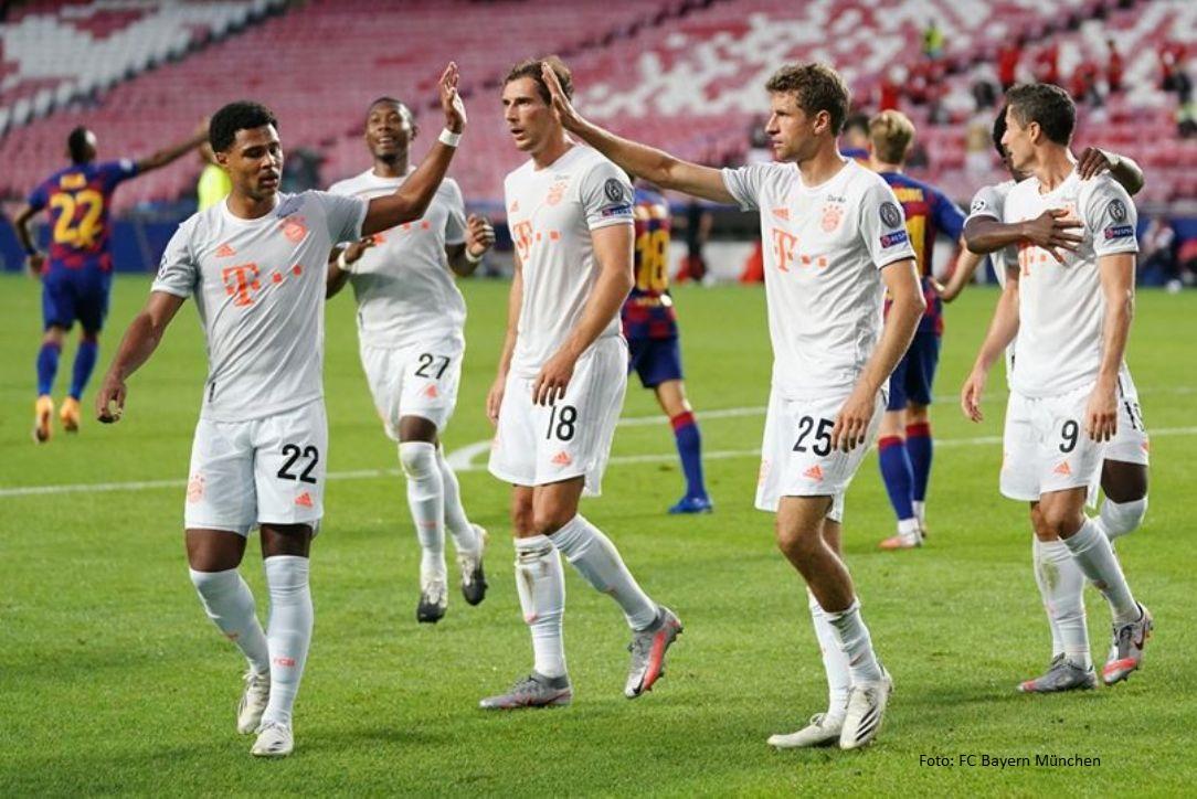 Bajern ponizio Barselonu, osam golova za plasman u polufinale