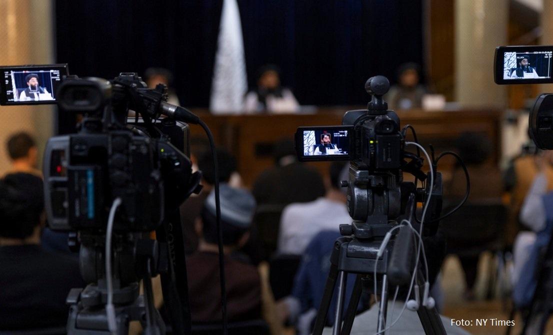 Avganistan: Novinari traže zaštitu i slobodu medija