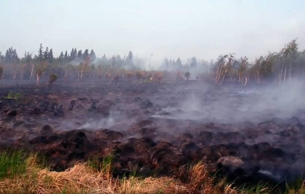 Ugašeno deset požara u Jakutiji, i dalje gori 1,2 miliona hektara