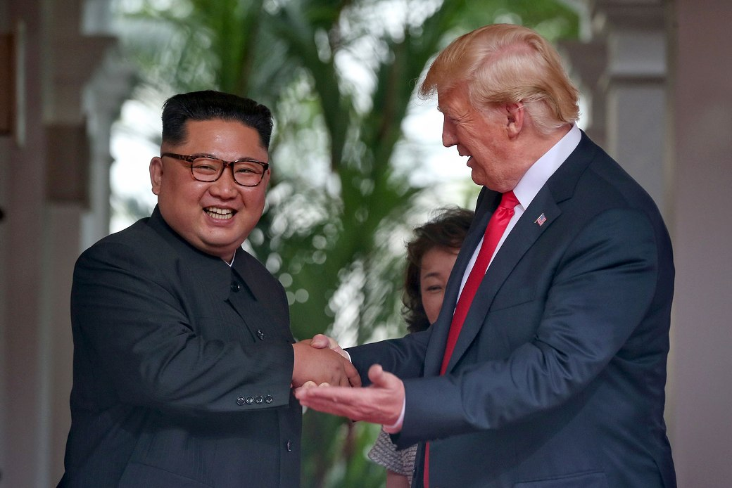 Tramp i Kim Džong Un zakazali iznenadni susret danas u demilitarizovanoj zoni
