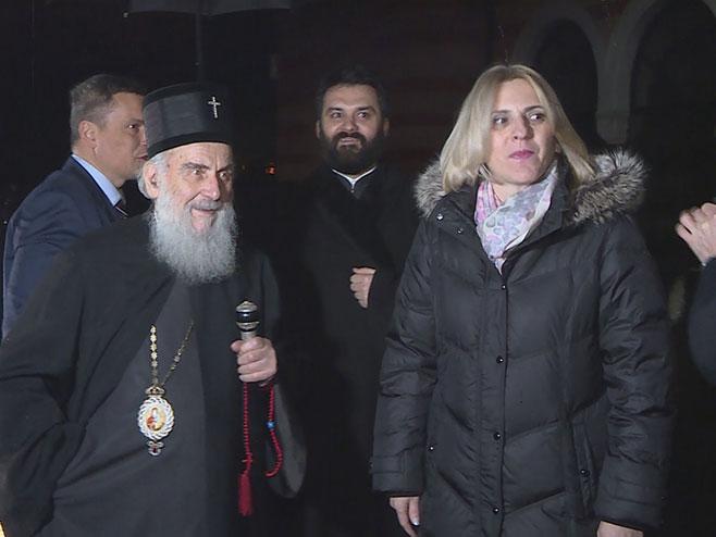 Patrijarh Irinej stigao u Banjaluku