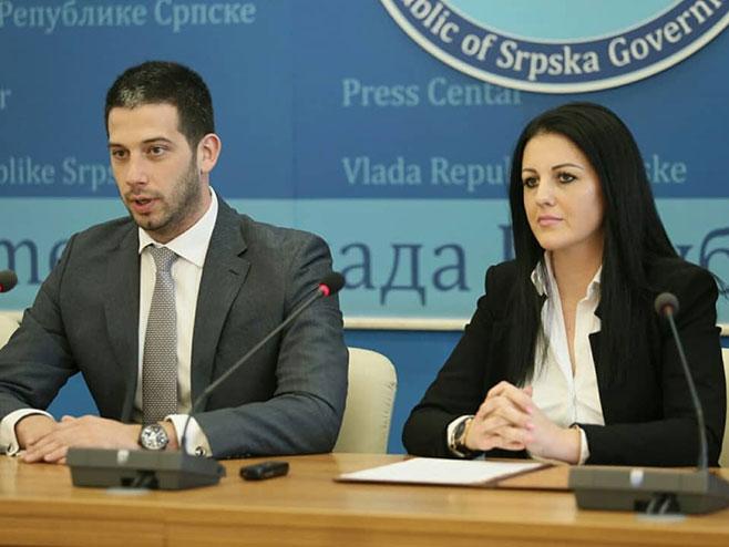 Ministar Udovičić u poseti Republici Srpskoj