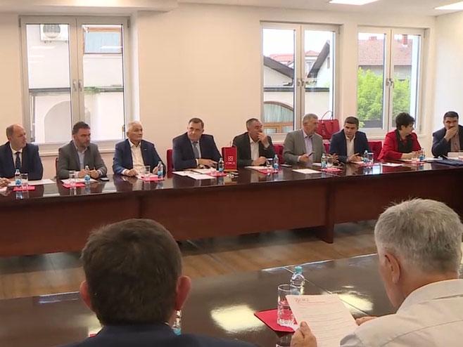 Dodik: Tegeltija kandidat za predsedavajućeg Saveta ministara