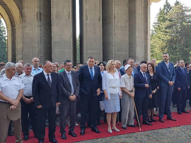 Dodik: Kozara epopeja stradanja, muke i patnje srpskog naroda