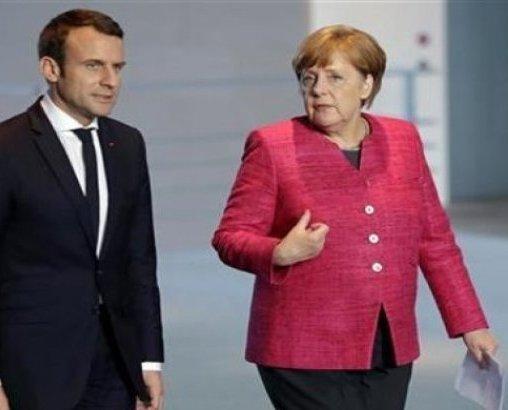 Makron i Merkel spremni da se dalje angažuju u vezi Kosova