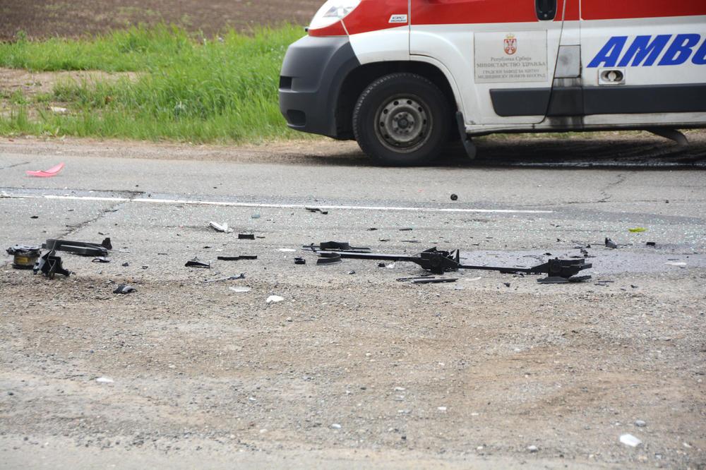 Tragedija kod Šapca: Poginule tri devojke i mladić